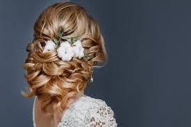 photo coiffure spécial mariage