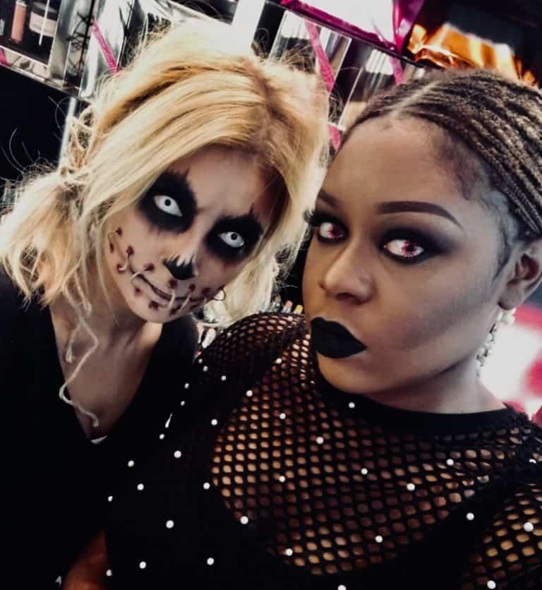 modèle-maquillage-zombie-spécial-Halloween-2019